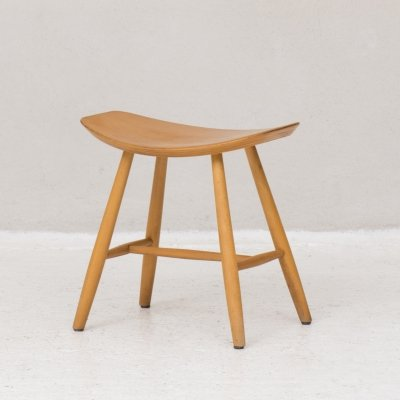 'J36' Stool by Ejvind Johansson for FDB Mobler, Denmark 1960s