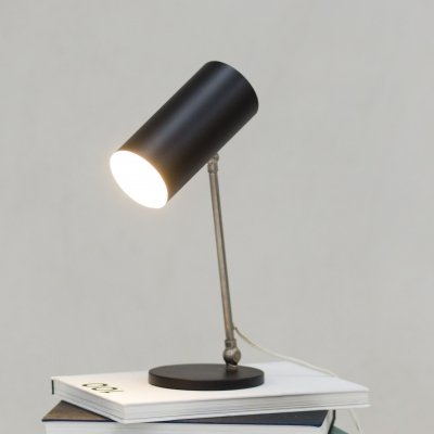 Rare desk lamp by H. Busquet for Hala Zeist, Holland 1960s