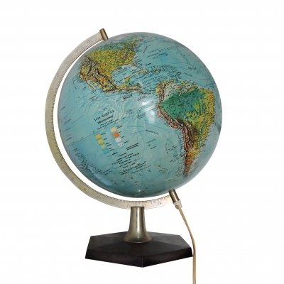 Vintage Globe Light from Scan-Globe, 1973
