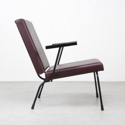 3 x model 1407 lounge chair by Wim Rietveld for Dutch Originals, 1990s