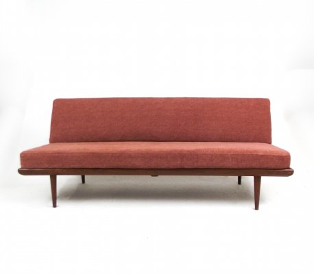 Minerva sofa by Peter Hvidt & Orla Mølgaard Nielsen for France & Daverkosen, 1950s