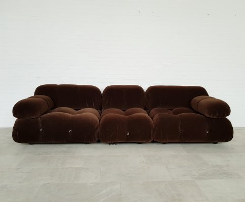 Camaleonda sofa by Mario Bellini for C&B Italia, 1973