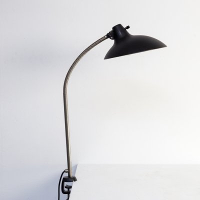 50s Christian Dell desk lamp for Kaiser Idell