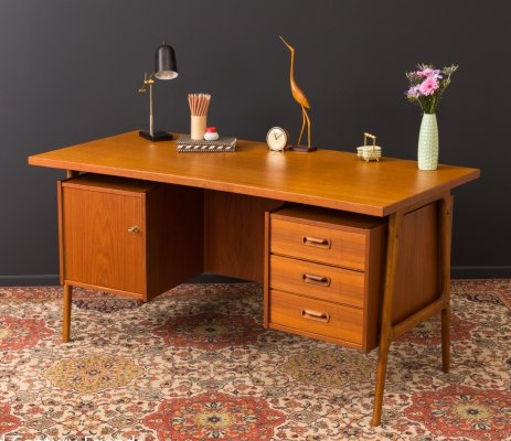 German writing desk by VKW Möbel, 1960s