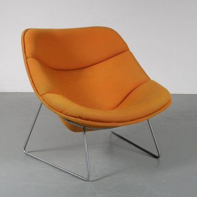Rare 'F558' Chair by Pierre Paulin for Artifort, 1963