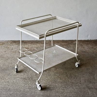 1950's Mathieu Mategot Trolley