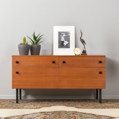 German shoe cabinet/dresser from the 1960s