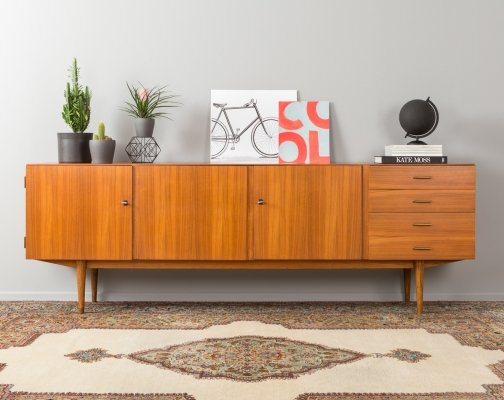 German sideboard in Scandinavian design, 1960s