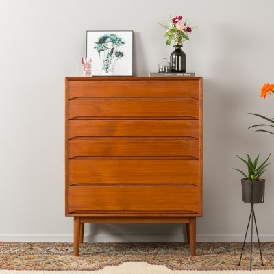 Danish chest of drawers from the 1950s