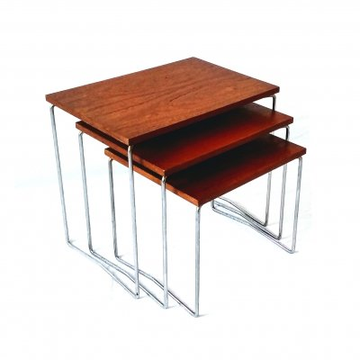 Brabantia mimi set / nesting tables, 1960s