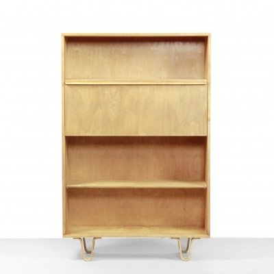 Birch serie's secretary by Cees Braakman for Pastoe