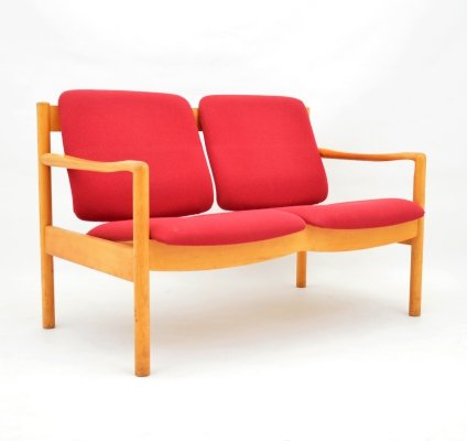 2 seats bench by Ercol