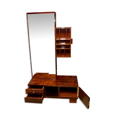 Functionalist Art Deco Vanity / Dressing Table, 1930s