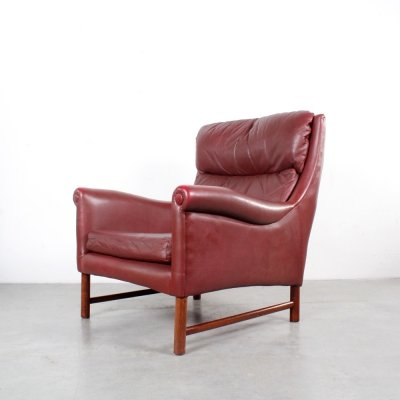 Danish style arm chair, 1960s