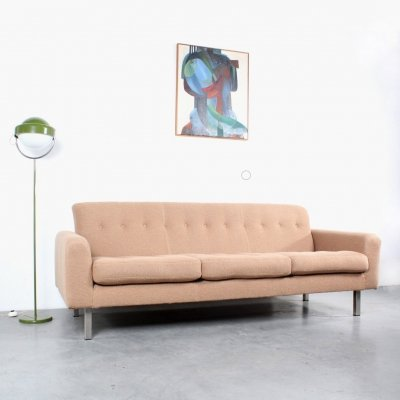 Sixties vintage threeseat sofa