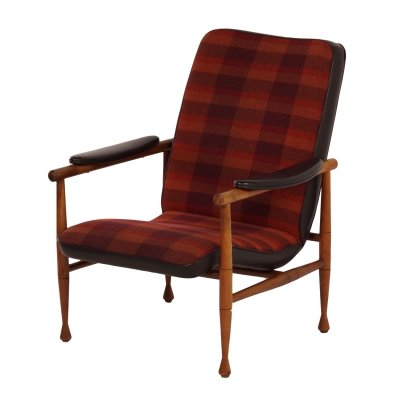 Teak Armchair Model 279 by Topform, 1960s