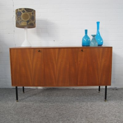 Vintage teak sideboard from the 60s