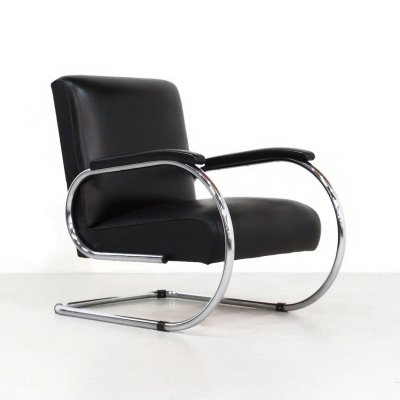 Vilvoure lounge chair by Tubax, 1950s