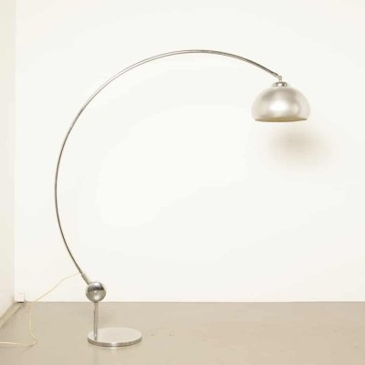 Arc floor lamp, 1970s