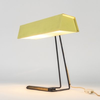 Labeled Mod. 8029 Desk Lamp by Stilnovo, 1950s