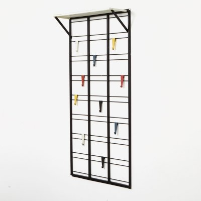 Tjerk Reijenga Servo Muto Coat Rack for Pilastro, 1950s