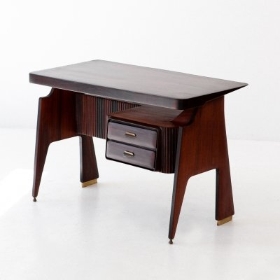 Italian Modern Writing Desk by Vittorio Dassi, 1950s