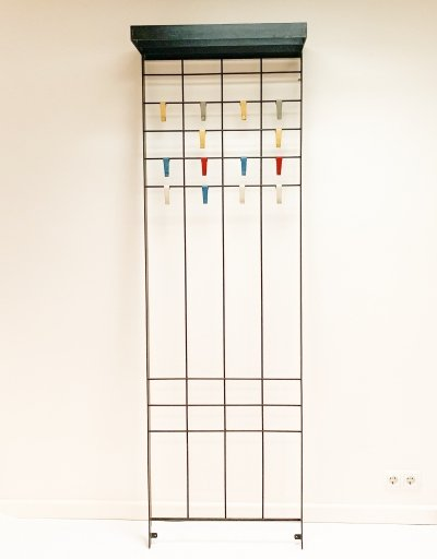 Coat rack by Coen de Vries for DEVO, 1960s
