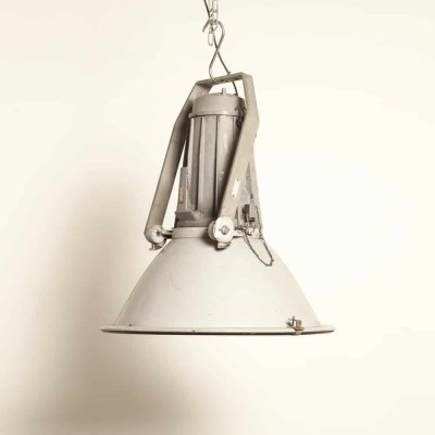 4 x Stadionlamp hanging lamp by Philips, 1960s