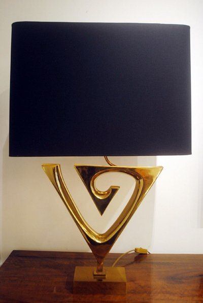 Willy Daro desk lamp, 1970s