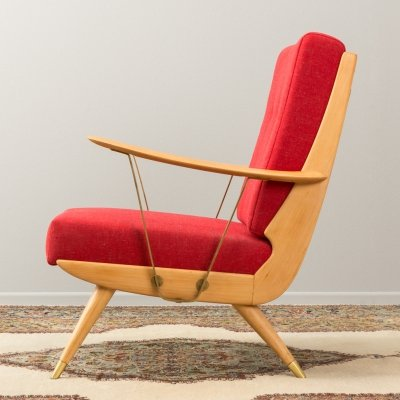 German armchair from the 1950s
