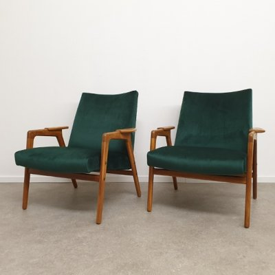 Ruster easy chair by Yngve Ekström for Pastoe