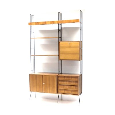 Vintage wall unit / shelving unit from the 60s