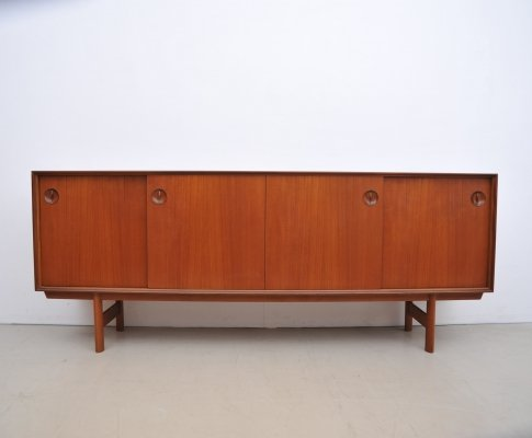 Sideboard by Fredrik Kayser for Bahus Norway, 1960s