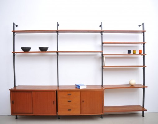 Olof Pira wall unit, 1960s