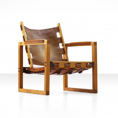 Peder Hansen 304 'Safari Chair' for Taraire Crafts, New Zealand 1967