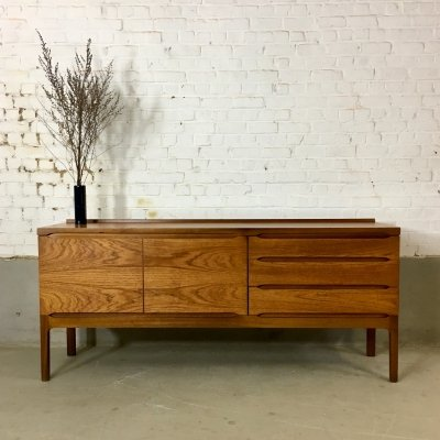 Teak 'The Lancer' sideboard by Meredew