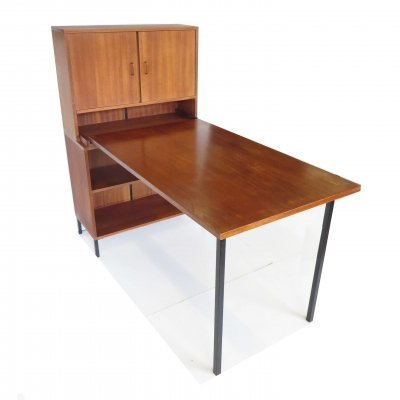 Vintage cabinet & table from the 60s