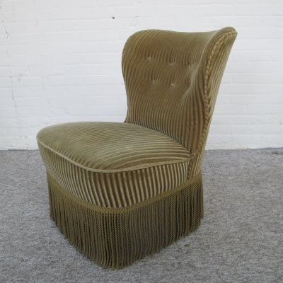 Vintage Artifort Cocktail Chair by Theo Ruth, 1960s