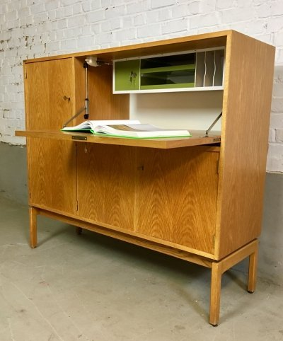 'Abstracta' Secretaire by Jos de Mey for Van Den Berghe Pauvers, 1950s
