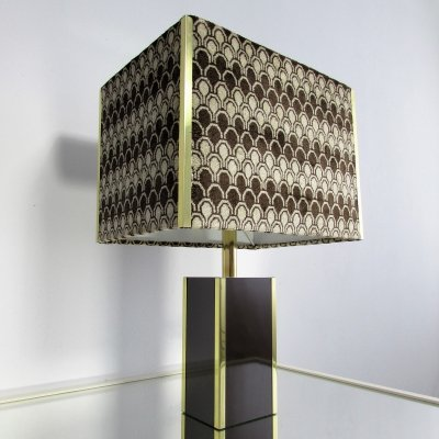 Glamorous Seventies Table Lamp