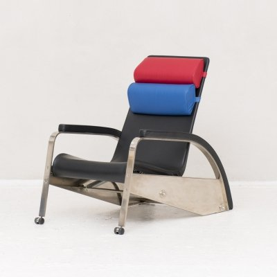 'Grand Repos' D80 easy chair by Jean Prouvé for Tecta
