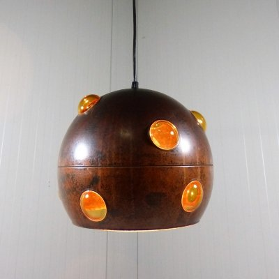 Large hanging lamp by Nanny Still for Raak, 1960's