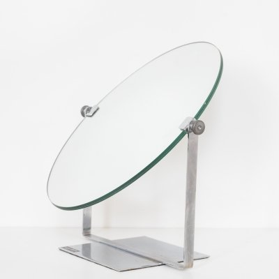 Articular mirror on a chrome stand, 1960s