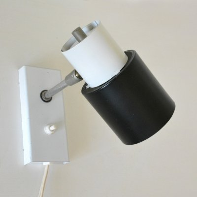 Wall lamp by H. Busquet for Hala Zeist, 1960s