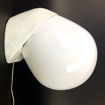 Classic wall lamp by Wilhelm Wagenfeld for Lindner, Germany 1950s