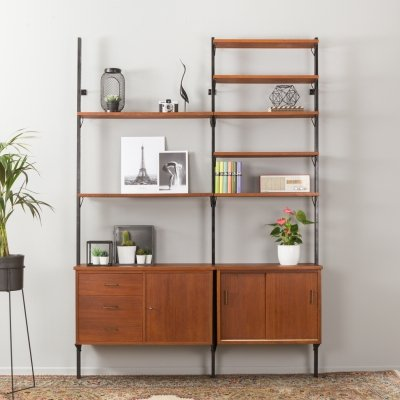 Swedish wall unit from the 1960s