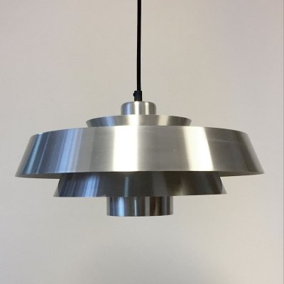 Danish Nova pendant by Jo Hammerborg for Fog & Mørup, 1960s