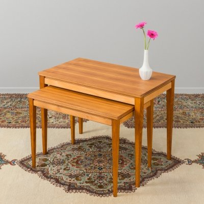 Vintage Nesting Tables, Germany 1960s