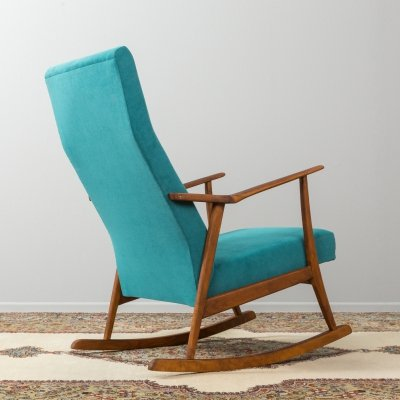 Rocking Chair from the 1950s, made in Germany