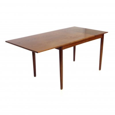 Vintage extendable dining table from the 60s